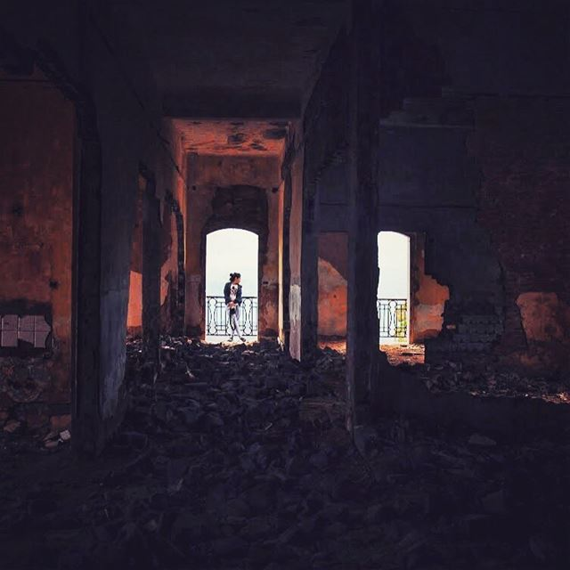 Chasing forgotten spaces from long ago...[abandoned.] vintage  old ...