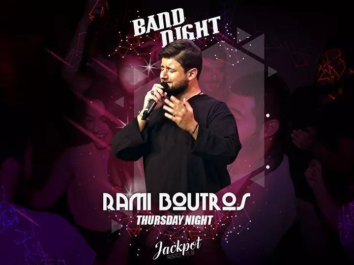 Rami M Boutros is back this Thursday at Jackpot Jounieh!! You already know... (Jackpot)