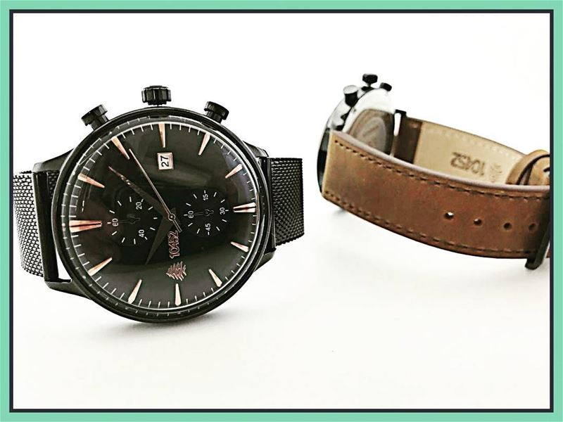 You asked for a  10452DNA  chronograph  watch..you got it! The  leather ... (Beirut, Lebanon)