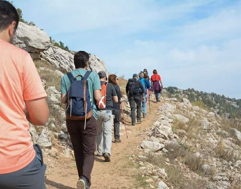 Did you visit  JabalMoussa this weekend?Tell us about your  hike!...