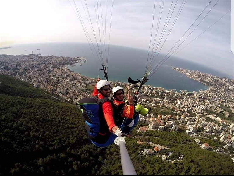 happy  view  70660250  beirutparagliding  omarsinger  livelovelebanon🇱🇧 ...