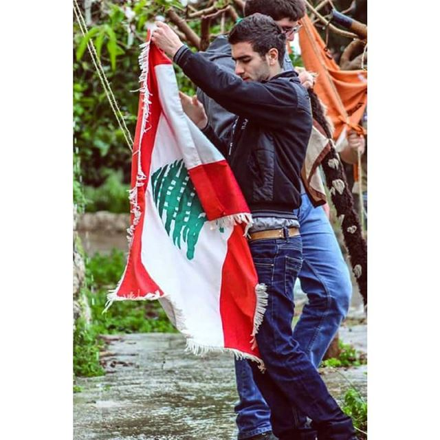 من وحي هيدا النهار tb  livelovelebanon  livelovebeirut  livelovescout ... (Mount Lebanon Governorate)