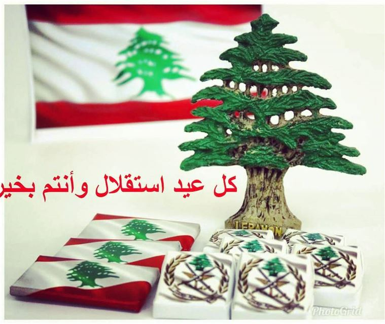 Happy Independence Day 🇱🇧🇱🇧  22_november  lebanon  livelovelebanon ... (Chouf)