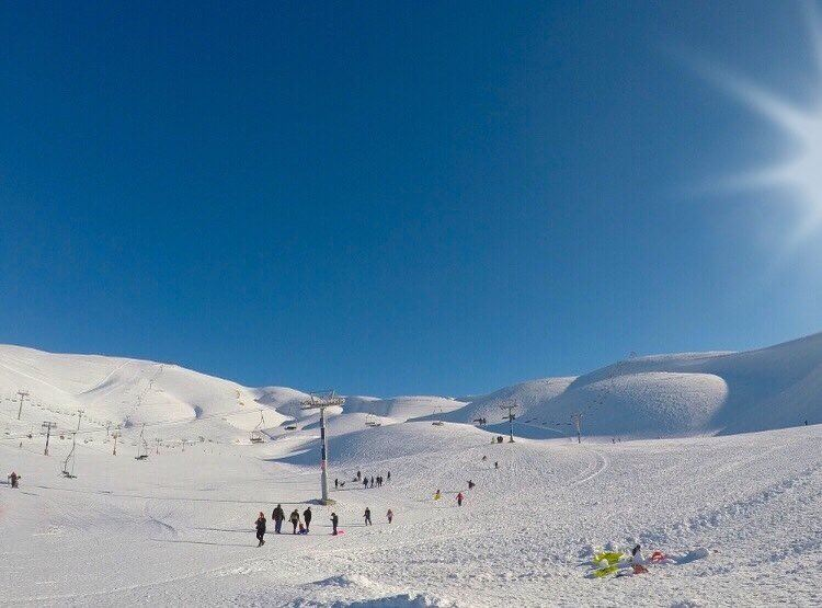 Can't wait for this ⛷👆🏻.......... lebanon  lebanon_hdr ... (Wardeh Kfardebian)