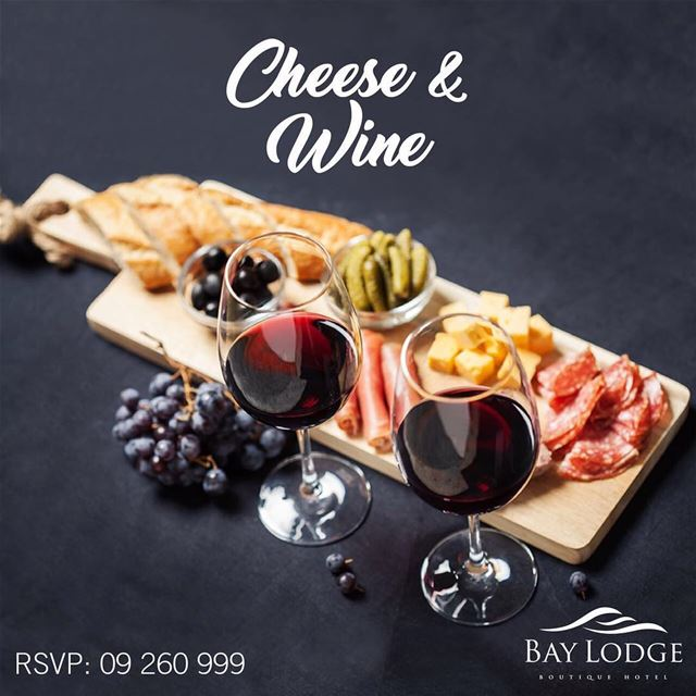 Satisfy your taste buds with a flavorful cheese & charcuterie platter, and... (Bay Lodge)