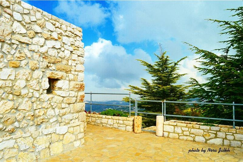 Saint charbel  Monastery, Annaya the place where you find peace of mind....