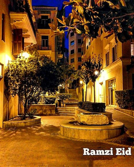 Back to those summer nights  livelovebeirut  livelovelebanon ... (Saifi Village)