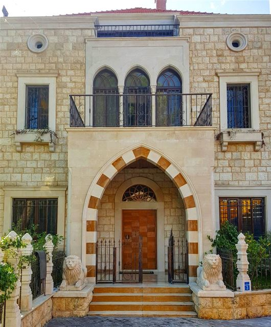 Another beauty in  Amioun ........... Lebanon  lebanonhouses ...