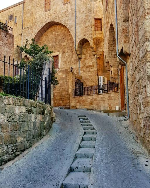Steps that lead somewhere ............. Lebanon  batroun ...