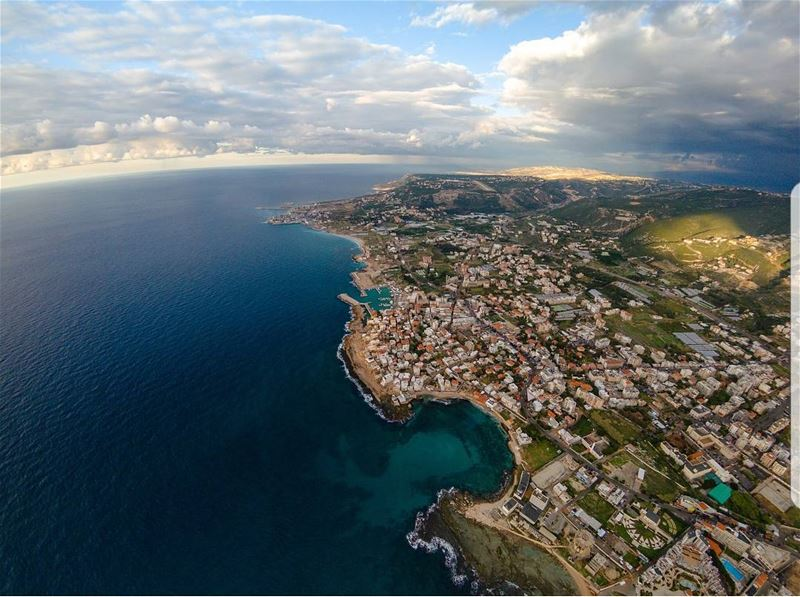 batroun  city_by_the_sea  oldcity  batrounbeach  batrouncoast  sea ... (Batroûn)