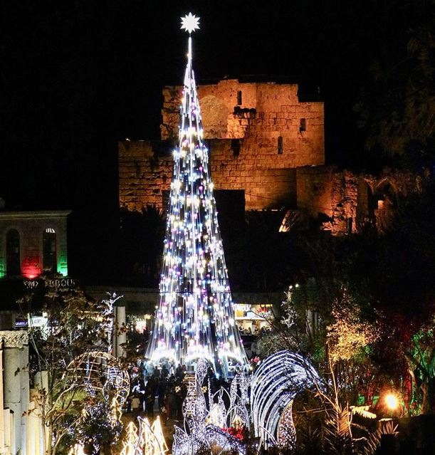 🎄🇱🇧🎄  christmas  holidays   holiday  winter  instagood  happyholidays ... (Byblos - Jbeil)