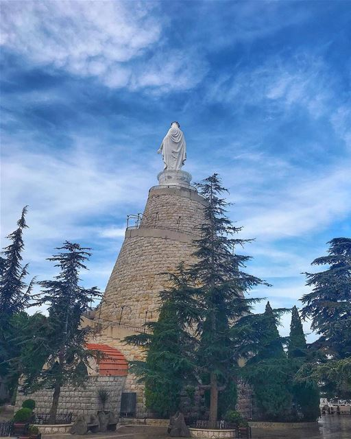 The hardest arithmetic to master is that which enables us to count our... (The Lady of Lebanon - Harissa)
