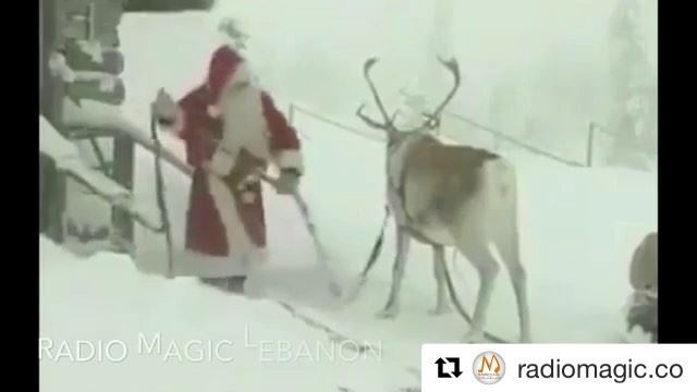 Repost @radiomagic.co (@get_repost)・・・🎄Merry 🎅Christmas 🎁, and may...