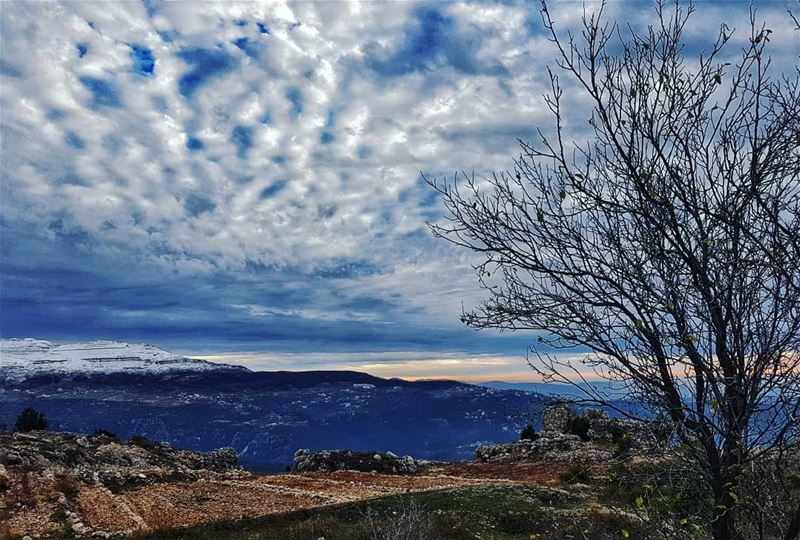 The greater your storm The brighter your rainbow ☁ iftomorrownevercomes... (El Mroûj, Mont-Liban, Lebanon)