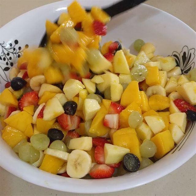 fruitsalad  fruit   fruits   freshfruitsalad   fresh  yummy  instayummy ...