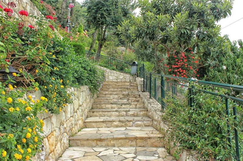 If the path be beautiful..let us not ask where it leads..✨  canon ... (Harisa, Mont-Liban, Lebanon)