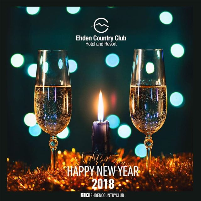 Wishing you all a very happy and prosperous new year!  ehden ... (Ehden Country Club)
