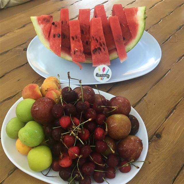 Missing these fruits 😍😍 craving these badly 💔  zgharta ...... (Zgharta)