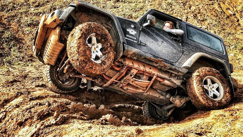 O|||||||O HER mudding  lebanon  mountains  jeep  offroad  wrangler ...