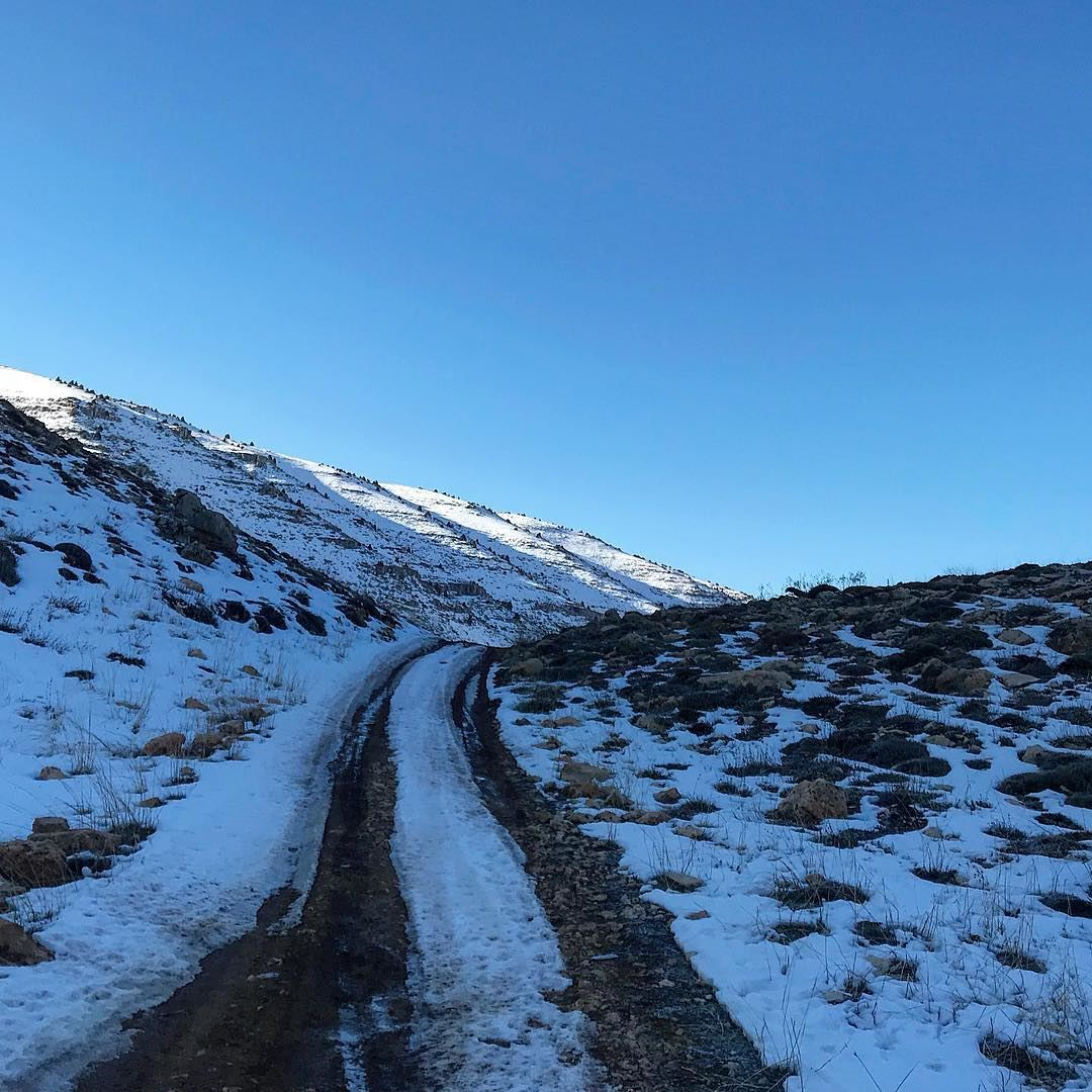If you are not excited about it...it's not the right path. lebanon ... (Akoura, Mont-Liban, Lebanon)