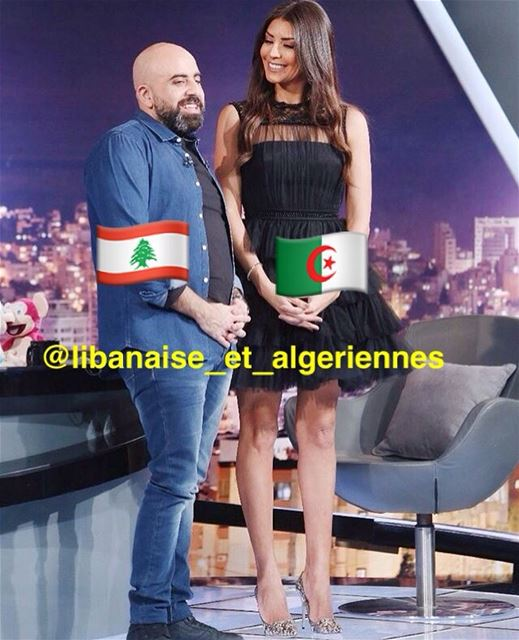 I'm so excited to watch @amelbouchoucha 🇩🇿 with her elegance and cutness...