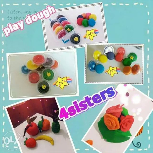 insta  instaliban  play  warkshop  fourr_sisters  art  libanon  play_doh ...