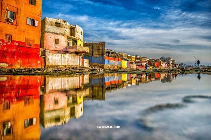 Colors speak louder than words... ouzville  beirut  lebanon  lebanese ... (Beirut, Lebanon)