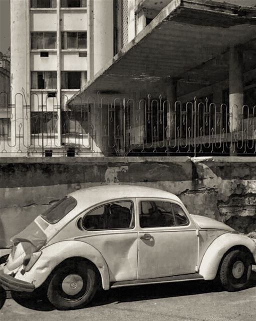 It was a different time✨... lebanon  livelovebeirut  beirut  abandoned... (Somewhere Secret)