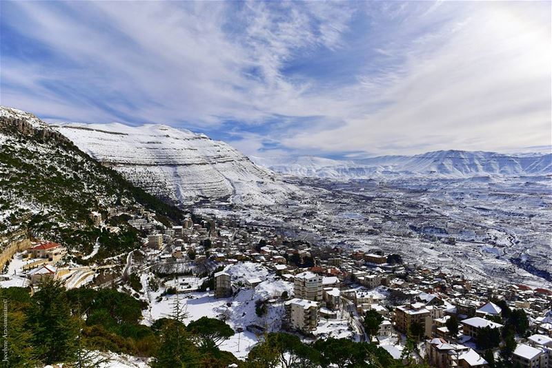 It is both blessing and a curse to feel everything so deeply...... (Ehden, Lebanon)