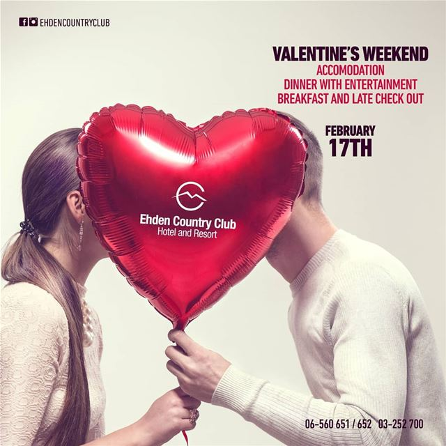 Looking for a unique way to celebrate Valentines?Join us for a very... (Ehden Country Club)
