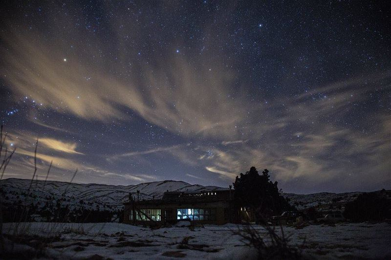 Lazzab ecolodge ....... nightlifephotography  nightphoto ...