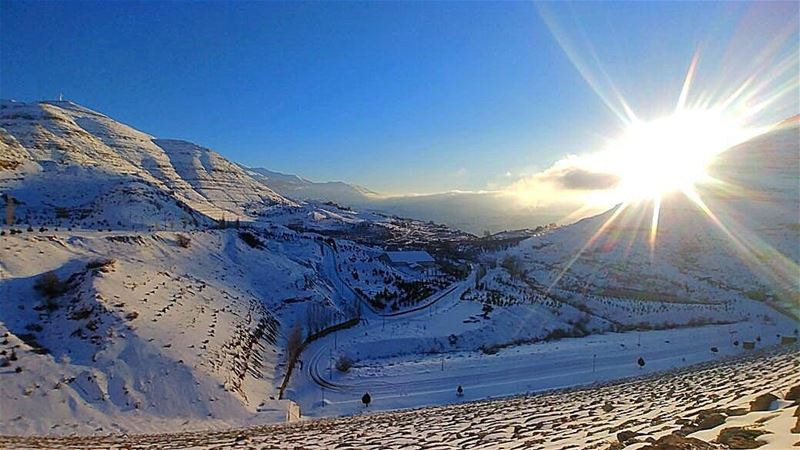 Welcome to our office farayalovers..📷:@patrickhaddad14.. faraya ... (Faraya, Mont-Liban, Lebanon)