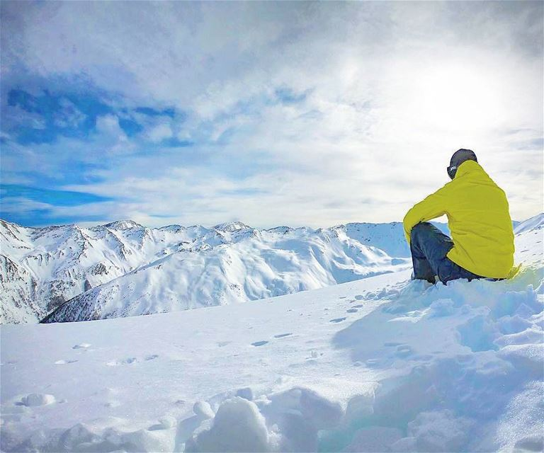 Have a great Sunday dear FarayaLovers farayalovers..📷:@willisofficiali (Faraya, Mont-Liban, Lebanon)