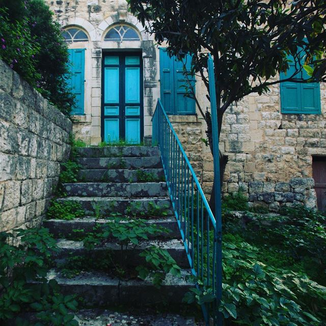 ghazir  village  liveloveghazir  nature  old  house  houses  beautiful ...