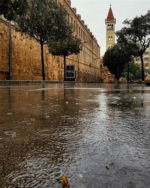 "Grande Degustation .. ""Rain & Earth""..☔ runningthoughts beirut... (Downtown Beirut)"