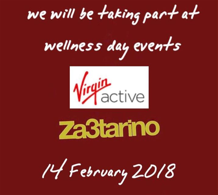 Happy to take part of the wellness day event at Virgin Active Mill Hill ❤️...