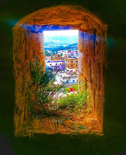 A window of opportunity won't open itself  quoteoftheday  tebninecastle ... (قلعة تبنين)