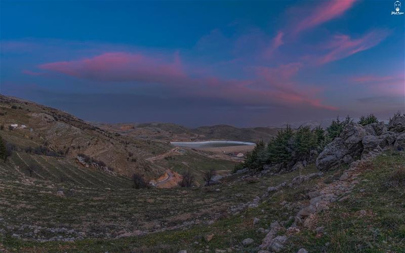 The last Colors of the day!!!... (Falougha, Mont-Liban, Lebanon)