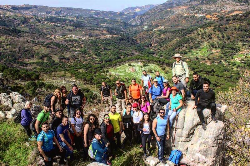 Join us next Sunday 18 of March for a breathtaking Hike in Mazraat El... (Lebanon)