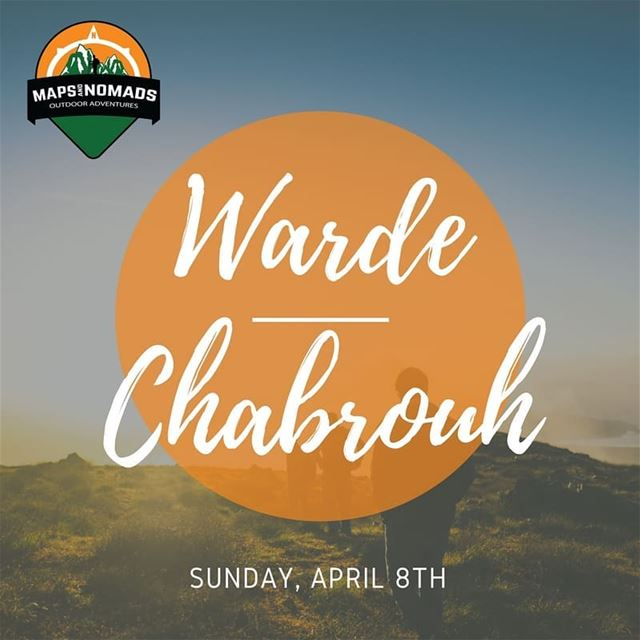 Sunday hike 8-4-2018For more details follow @mapsandnomads ... (Chabrouh-Faraya)