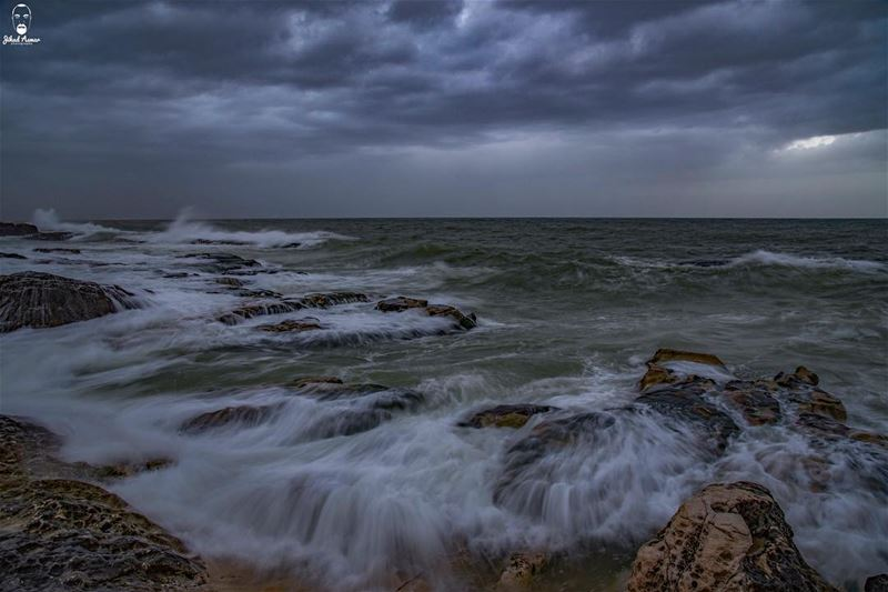 Another level of Seascape photography!!... (Tabarja)