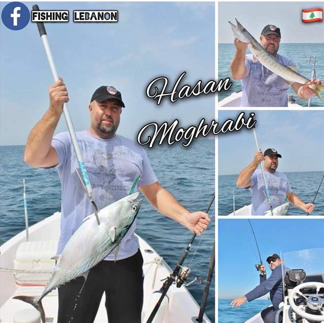 @dj_toughguy @fishinglebanon - @instagramfishing @jiggingworld @whatsupleba (Beirut, Lebanon)