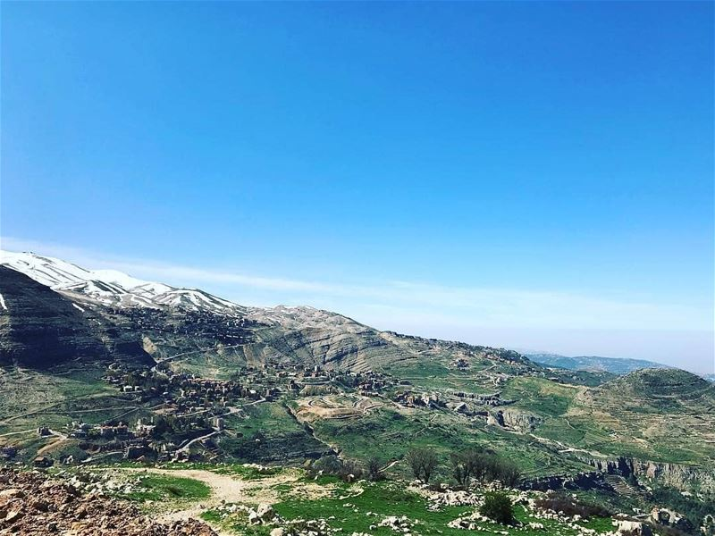 Good morning dear FarayaLovers farayalovers..📷:@captainmattar..... (Faraya, Mont-Liban, Lebanon)