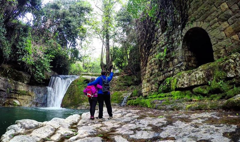Together We  Explore The World... ChasingWaterfalls  BerkitL3arous ... (Chouf)
