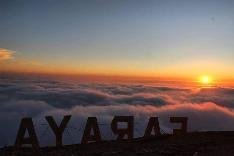 Every day is a new beginning. Take a deep breath, smile, and start again.... (Faraya, Mont-Liban, Lebanon)