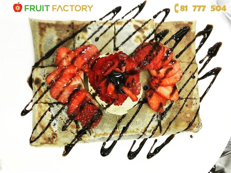 @fruitfactoryleb -  Have a Sweet Friday Everyone  sweet  sweets ... (Fruit Factory)