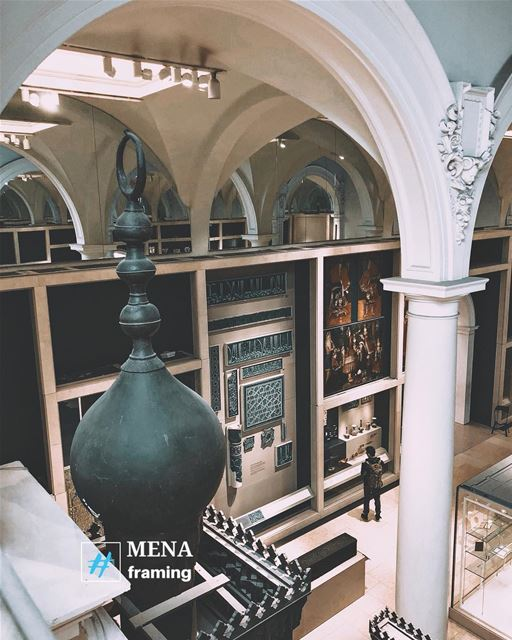 A walk through 'the Jameel Gallery' at V&A museum, which houses sumptuous... (Victoria and Albert Museum)