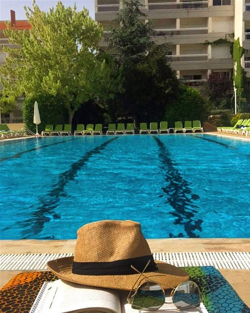 Get ready and grab your sunscreen, beacuse pool season has officially... (Ehden Country Club)