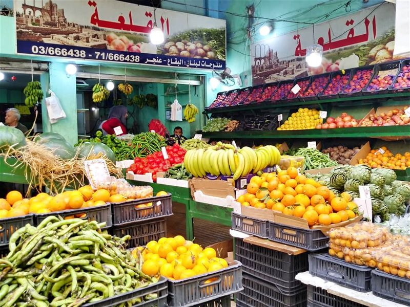 Mabrouk  Lebanon for being naturaly  plasticfreeproduce. It's our cultural... (Burj Hammud)
