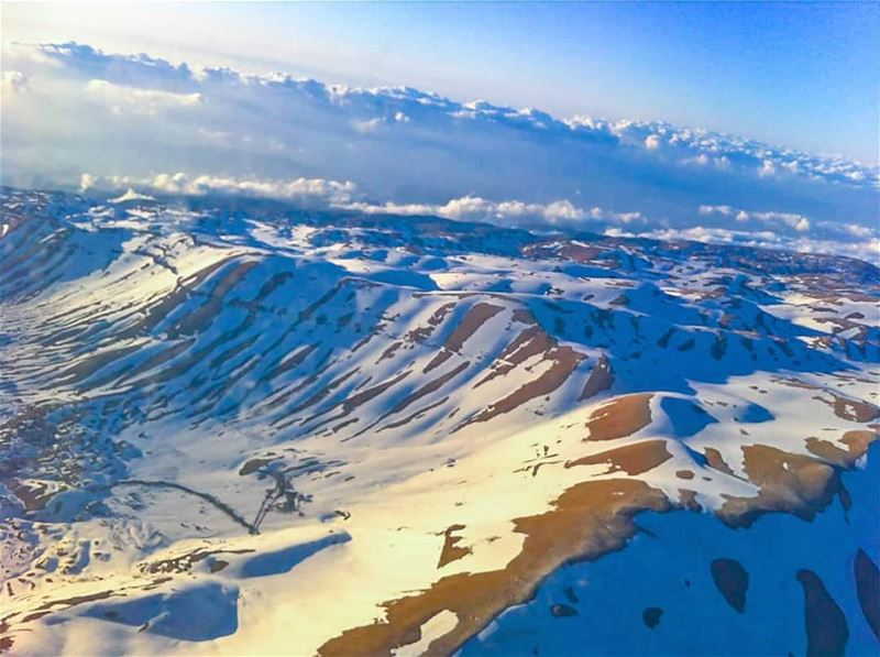 Majestic Mekmel mountains and cedars early spring  mountain  cedars ...